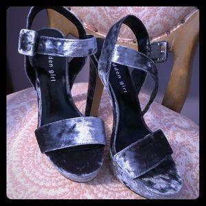 Cute Madden Girl Platform Sandals